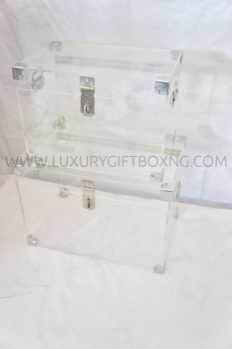 Acrylic Glass Box